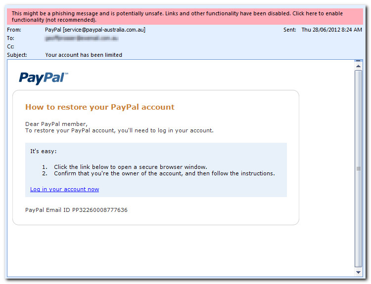 how to change email address linked to paypal